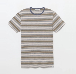 Everyday Striped T-Shirt by Rhythm in Animal Kingdom