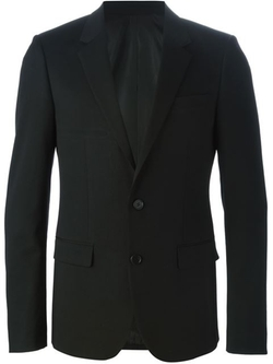 Notched Lapel Blazer by Wooyoungmi in The Big Bang Theory