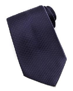 Tonal-Stripe Jacquard Tie, Navy by Stefano Ricci in Million Dollar Arm