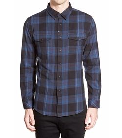 'Hosseger' Plaid Flannel Shirt by Imperial Motion in The Ranch