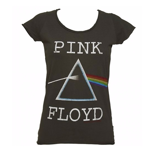 Dark Side Of The Moon T-Shirt Vintage by Pink Floyd in Grace and Frankie - Season 2 Episode 3