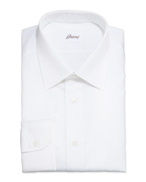Micro-Stripe Dress Shirt by Brioni in Fifty Shades of Grey