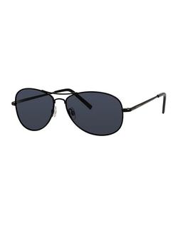 Round Aviator Sunglasses by Polaroid in Jessica Jones