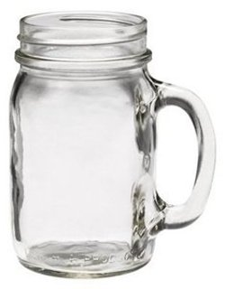 Mason Jar Mug by Golden Harvest in If I Stay
