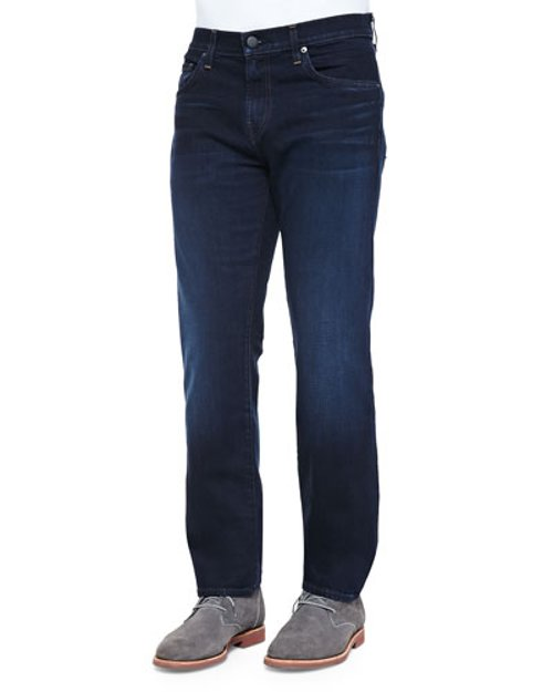 Stretch-Denim Jeans by J Brand Jeans in Drive