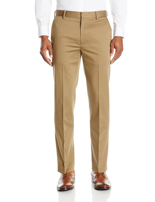 Men's Insignia Khaki Flat Front Pants by Dockers in The Finest Hours