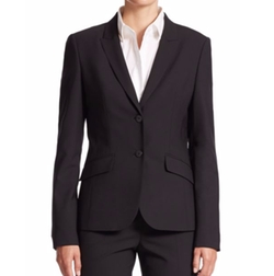 Julea Stretch Wool Jacket by Boss in How To Get Away With Murder