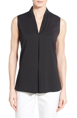 V-Neck Sleeveless Top by Ming Wang in The Flash