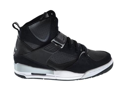 Jordan Flight 45 High Men's Basketball Shoes by Jordan in Addicted