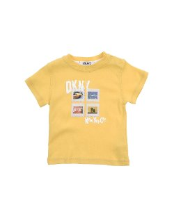 Printed T-Shirt by DKNY in (500) Days of Summer