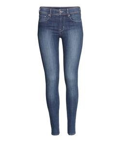Skinny Regular Jeans by H&M in Krampus