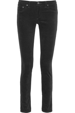 Mid-Rise Skinny Jeans by Rag & Bone in Scandal
