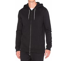 Classic Zip Up Hoodie by Asics Platinum in Happy Death Day