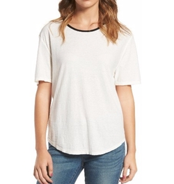 Women's  Relaxed Ringer Tee by James Perse in Designated Survivor