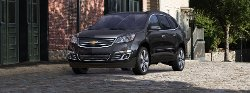 Traverse SUV by Chevrolet in Entourage