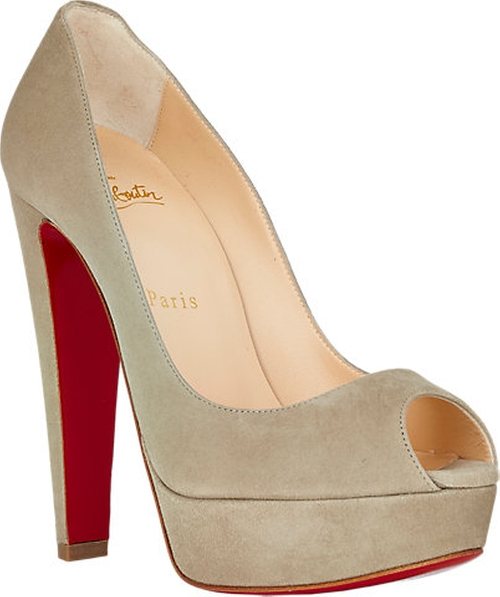 Altanana Platform Pumps by Christian Louboutin in Empire - Season 2 Episode 1