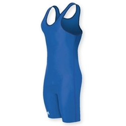 Lycra Solid Wrestling Singlet by Adidas in Mike and Dave Need Wedding Dates