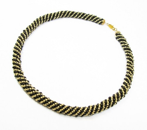 Russian Spiral Necklace by Art Fire in Sisters