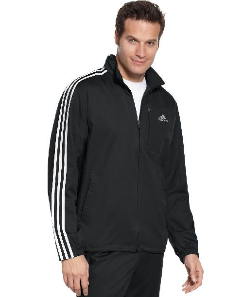 Drive 2 Woven Wind Jacket by Adidas in Million Dollar Arm