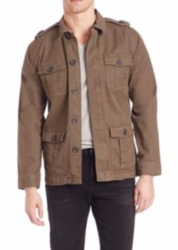 L'Homme Military Jacket by Frame in The Flash