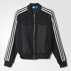 Superstar Track Jacket by Adidas in Keeping Up With The Kardashians