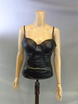 Leather Top Boustier by VIP Fan Auctions in If I Stay