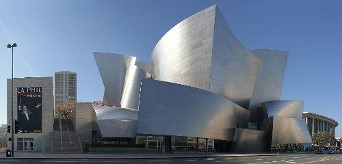 Walt Disney Concert Hall Los Angeles, CA in No Strings Attached