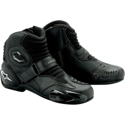 Vented Textile/ Mesh Road Race Motorcycle Boots by Alpinestars in Point Break
