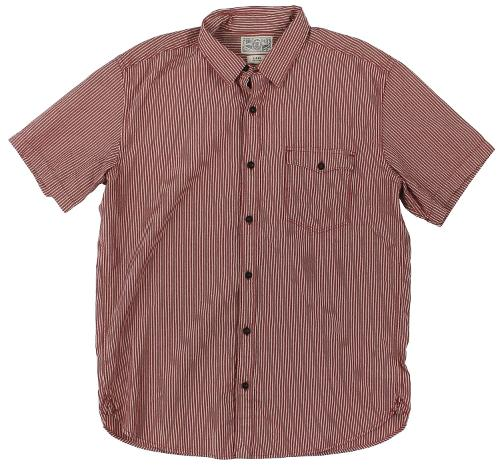 Men's Striped Washed Oxford Shirt by Lucky Brand in Hall Pass