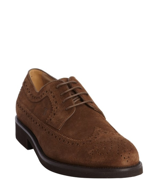 Wingtip Lace Up Oxford Shoes by Tod's in Sicario