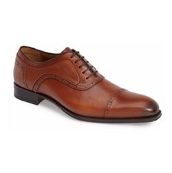 March Cap Toe Oxford Shoes by Mezlan in Designated Survivor