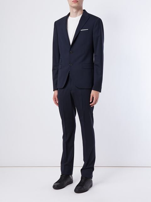 Classic Formal Suit by Neil Barrett in Suits - Season 5 Episode 4