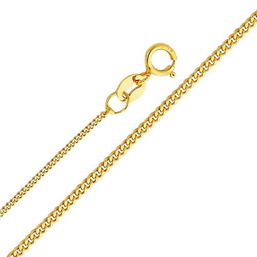 Curb Chain Necklace by Precious Stars in Pretty Little Liars - Season 6 Episode 10