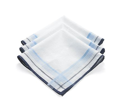 Handkerchief Set by Club Room in St. Vincent