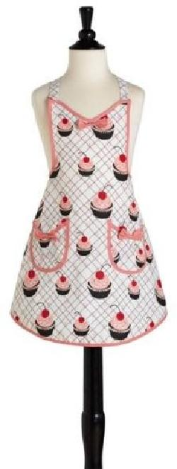 Audrey Children's Bib Cupcake Apron by Jessie Steele in Sex and the City 2