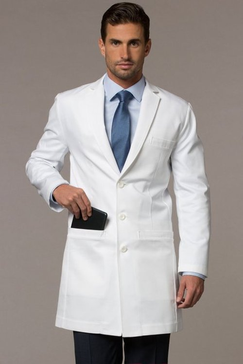 Slim Fit Lab Coat by Medelita in That Awkward Moment