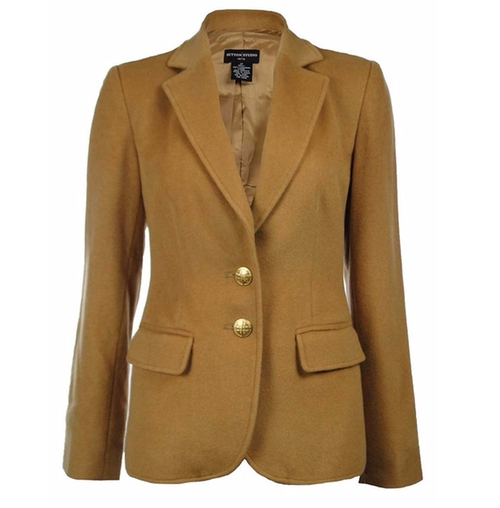Women's Cashmere Blazer by Sutton Studio in Imaginary Mary - Season 1 Preview
