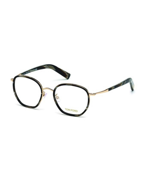 Acetate/Metal Eyeglasses by Tom Ford in The Second Best Exotic Marigold Hotel