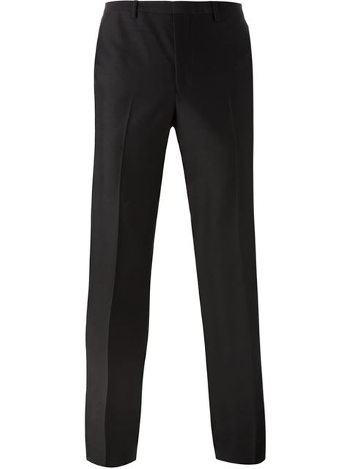 Classic Formal Trousers by Emporio Armani in Ballers - Season 1 Episode 10