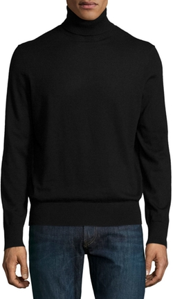 Superfine Cashmere Turtleneck Sweater by Neiman Marcus in Batman v Superman: Dawn of Justice