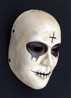 The Purge Anarchy Cross Mask by Gmasking in The Purge: Anarchy