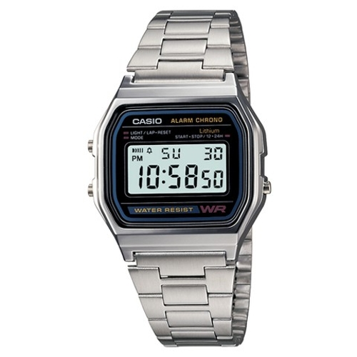 Digital Bracelet Watch by Casio in While We're Young