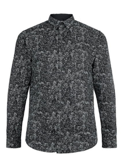 Printed Dress Shirt by Selected Homme in Jessica Jones