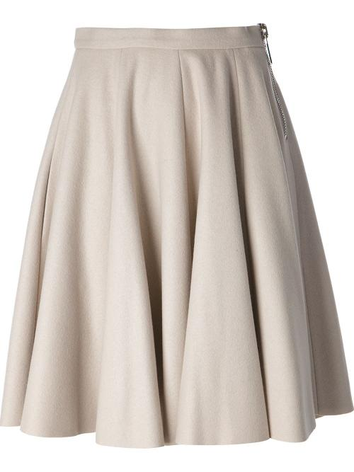 Knee Length Skirt by Alaia in The Other Woman