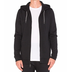 Classic Zip Up Hoodie by Asics Platinum in Sleepless
