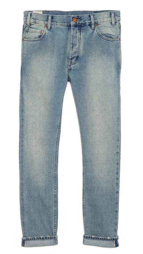 Lean Fitted Jeans by Han Kjobenhavn in If I Stay