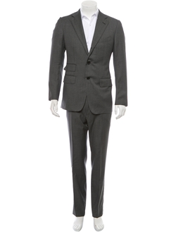 Wool Two-Piece Suit by Tom Ford in Bridge of Spies