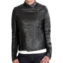 Zeally Bay Leather Jacket by Emu in The Loft