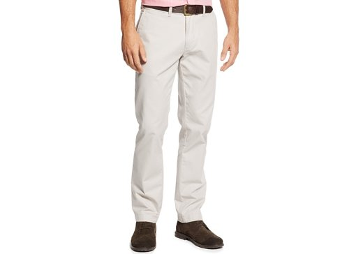 Mercer Custom-Fit Chino Pants by Tommy Hilfiger in Couple's Retreat