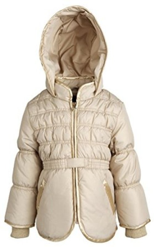 Little Girls' Winter Puffer Coat by London Fog in Night at the Museum: Secret of the Tomb